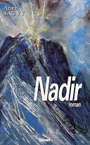 Andy Parkin painting on Nadir book cover